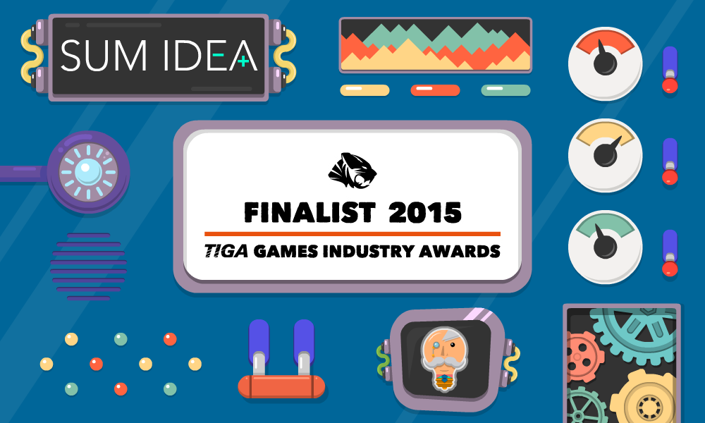 SUM IDEA nominated for TIGA Award