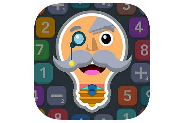 Sum Idea - New free-to-play iOS logic number puzzle game icon