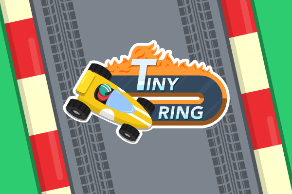 Tiny Ring - A free-to-play endless racing game for iPhone, iPad and iPod touch. Download for free from the App Store.