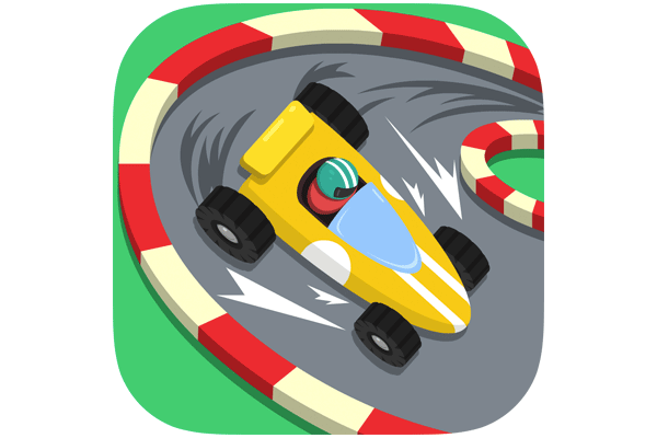 Tiny Ring - New free-to-play iOS endless car racer