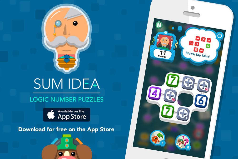 SUM IDEA - Launches on the App Store 26th February